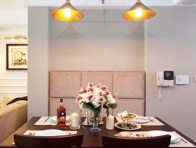美式风格餐厅装修设计