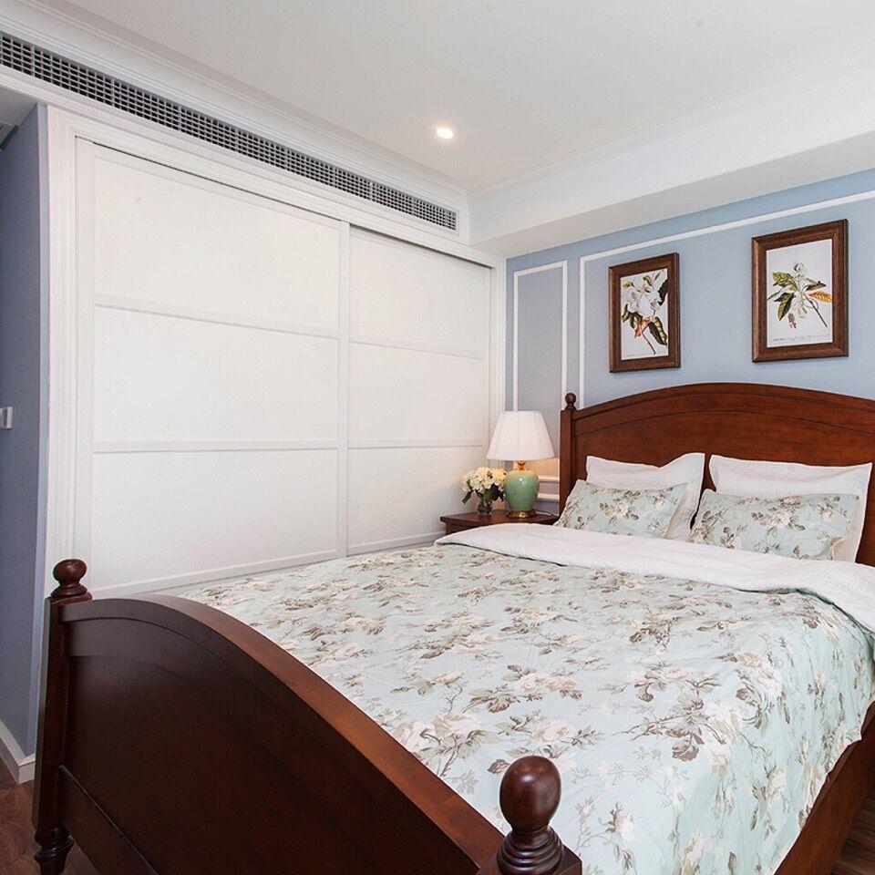 背景墙 房间 家居 设计 卧室 卧室装修 现代 装修 960_960