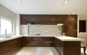 新古典主义厨房效果图展示
