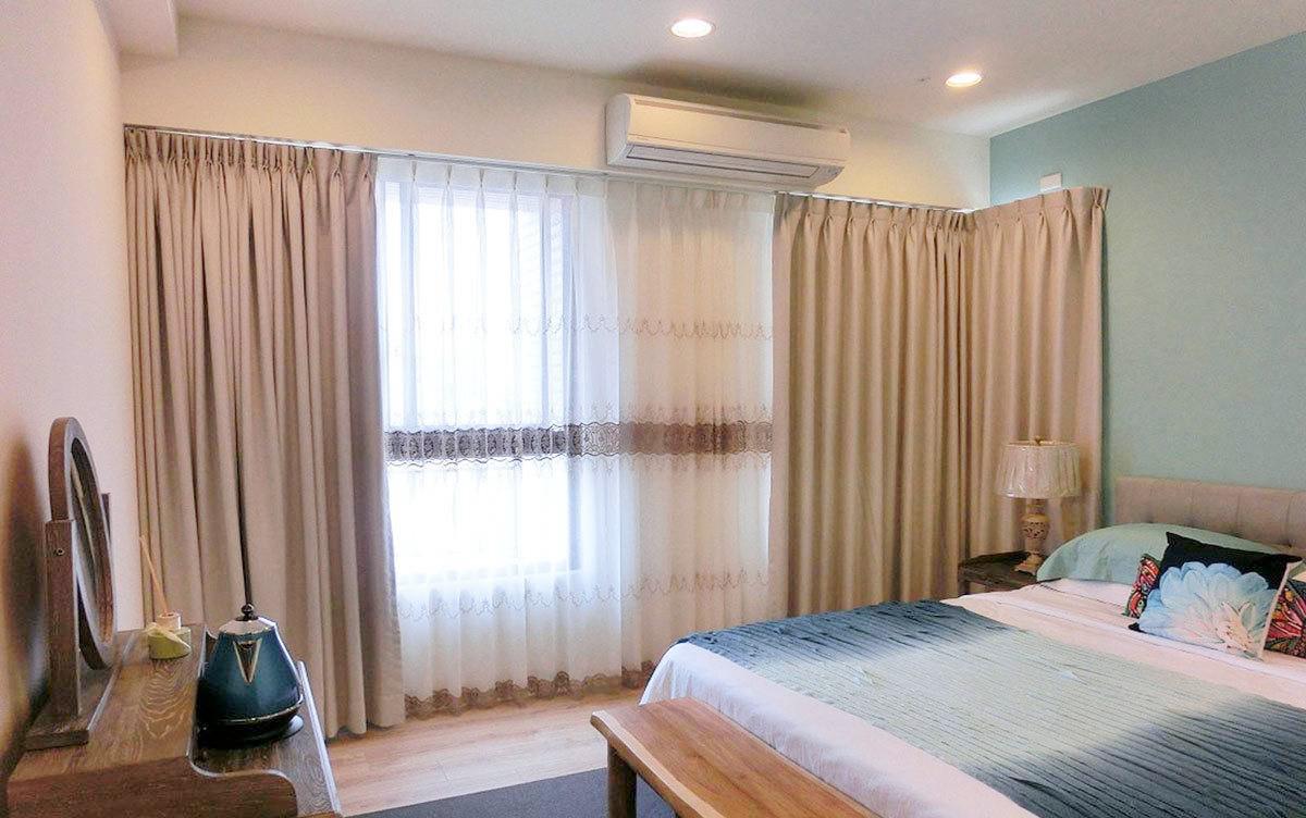 四室一厅混搭-千德国际设计