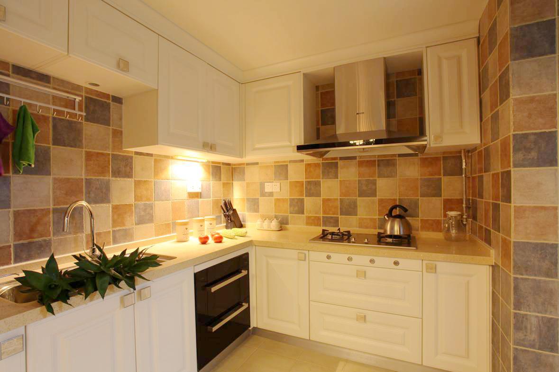 马蹄网欧式风格的厨房