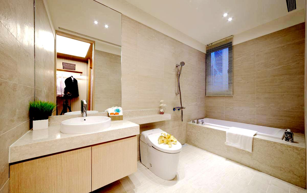 厕所 家居 起居室 设计 卫生间 卫生间装修 装修 1200_754