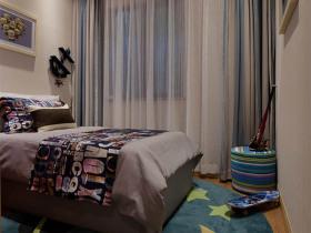2016现代童趣儿童房装修效果展示