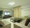 现代风格客厅装修案例全景