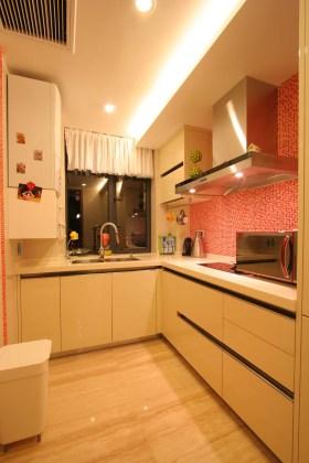 简约现代厨房设计欣赏