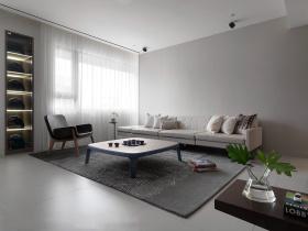 简约意境感客厅装修设计