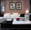 现代时尚客厅装修效果图片