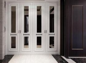 大气优雅简欧风格收纳柜装饰布置