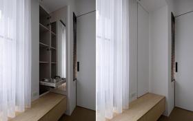 雅致创意简欧风格收纳柜装修效果图