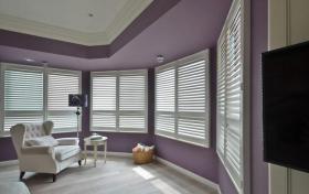 浪漫雅致简欧风格休闲室装修布置