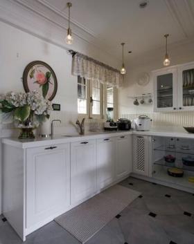 新古典雅致厨房设计欣赏