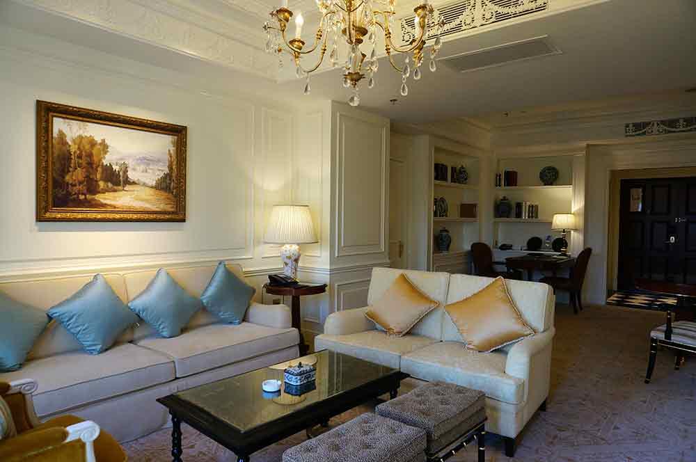 优雅唯美简约美式风格客厅设计案例精选
