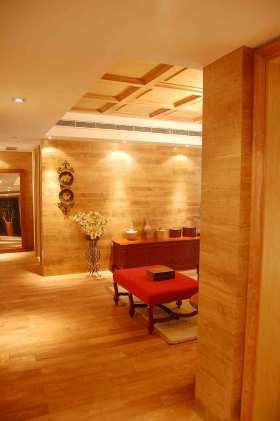 浪漫东南亚风情客厅装饰效果图