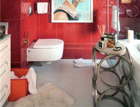 摩登现代风格卫生间设计