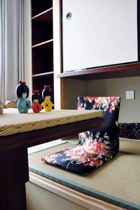 舒适宜家榻榻米装潢设计