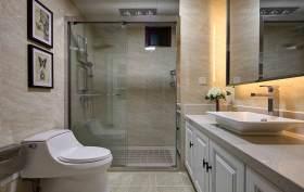 新古典卫生间装修案例