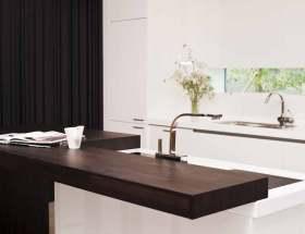 现代新古典厨房设计欣赏