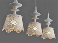 波西米亚灯饰图片