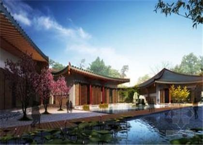 中式建筑风格