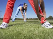 热身运动图片