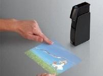 便携式投影仪图片