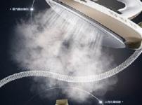喷雾式电熨斗的实物图片