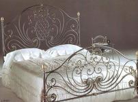 铁艺床图片