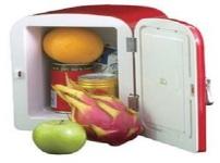 微型冰箱图片