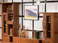实木地柜图片