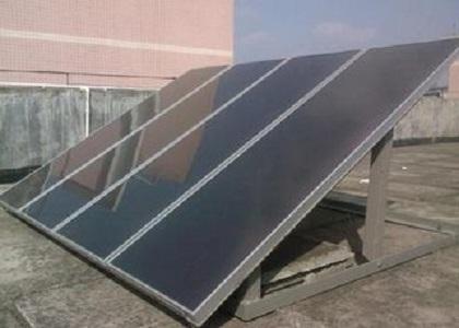 太阳能采暖