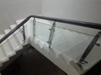 玻璃扶手图片