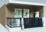 阳台太阳能热水器