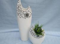 陶瓷花瓶效果图
