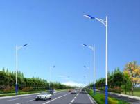 LED路灯图片