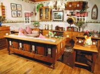 乡村风格家具图片