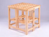 折叠家具效果图