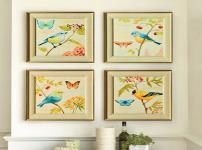 客厅装饰画图片