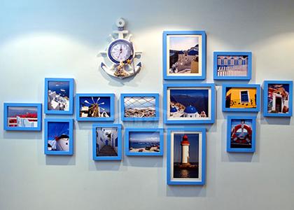 创意照片墙