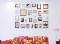 创意照片墙图片