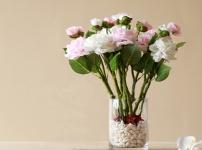 仿真花卉的图片
