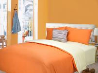 橙黄色装修图片