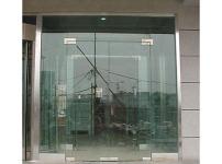 不锈钢玻璃门图片