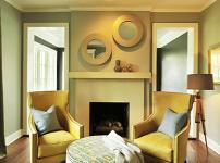冬季室内装饰图片