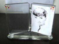 水晶相框图片