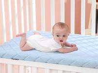 婴儿床垫图片