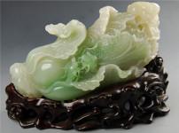 玉白菜的图片