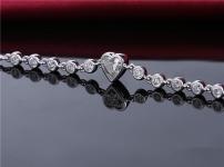 钻石手链的图片