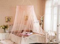 吊顶蚊帐图片