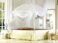 宫廷蚊帐图片