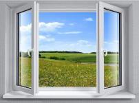 隔音玻璃窗图片
